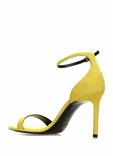 Saint Laurent Ayakkabı Sarı
